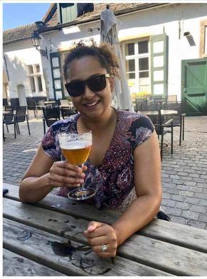 Luciana from Belgium
